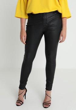 Zizzi - LONG AMY - Pantalon classique - black coated