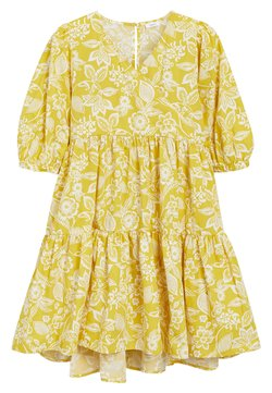 Next - Freizeitkleid - yellow