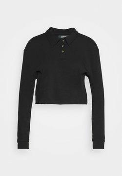 Zign - T-shirt à manches longues - black