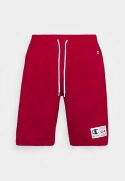 Champion - BERMUDA - Korte broeken - red