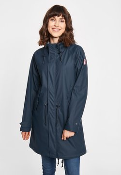 Derbe - TRAVEL FRIESE FISHER - Parka - navy