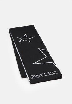 Jimmy Choo - STAR SCARF - Schal - black