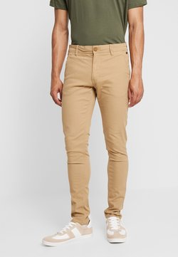 Blend - BHNATAN PANTS - Chinot - sand brown