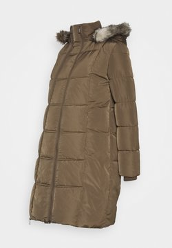 Noppies - JACKET 3-WAY ANNA - Abrigo de invierno - chocolate chip