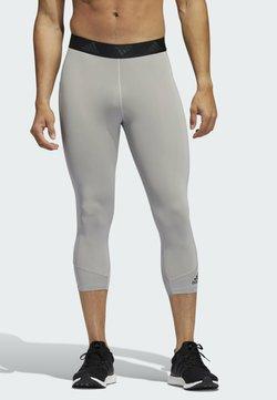 adidas Performance - Tights - grey