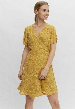 Vero Moda - Freizeitkleid - harvest gold