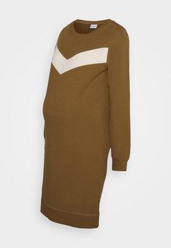 MAMALICIOUS - LUCIA DRESS - Vapaa-ajan mekko - nutria