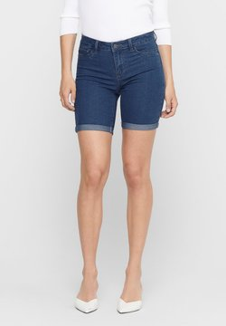 ONLY - ONLSUN ANNE - Shorts di jeans - medium blue denim