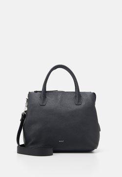 Abro - GUNDA  - Handtasche - black/nickel