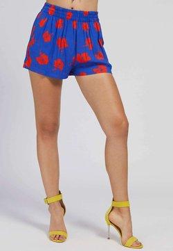 Guess - Shorts - blau
