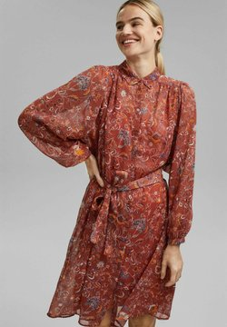 Esprit - DRESS - Blusenkleid - blush
