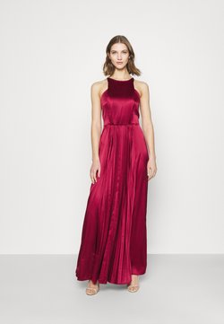 Chi Chi London - KELLI DRESS - Occasion wear - burgundy