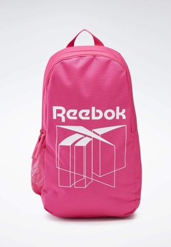 Reebok Classic - FOUNDATION BACKPACK - Reppu - pink