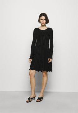 M Missoni - ABITO - Vestido de punto - black