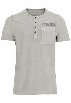 camel active - T-Shirt print - cloudy grey
