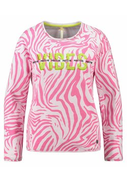 Key Largo - WSW GROOVE - Sweatshirt - pink