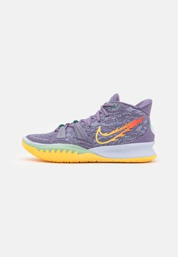 Nike Performance - KYRIE 7 - Chaussures de basket - daybreak/citron pulse/siren red/ghost/green glow
