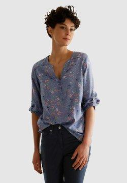 Dress In - Bluse - rauchblau