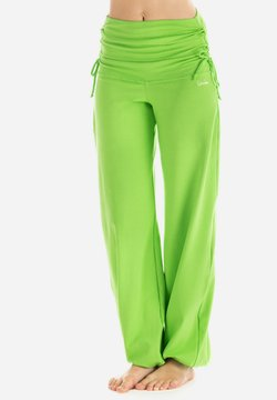 Winshape - Jogginghose - apfelgrün