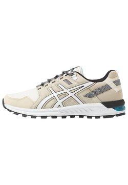 ASICS SportStyle - GEL-CITREK - Sneaker low - birch/white