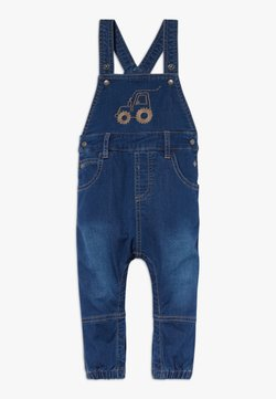 Hust & Claire - MADS BABY - Latzhose - blue denim