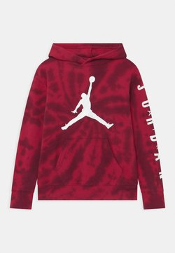 Jordan - Bluza z kapturem - gym red