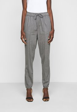 Gap Tall - WARM JOGGER DRAWSTRING - Jogginghose - grey heather