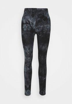 Vero Moda - Leggings - black/grey