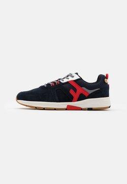 Faguo - WILLOW BASKETS - Sneaker low - navy
