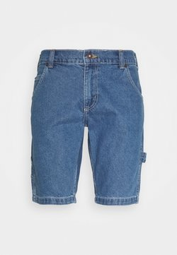 Dickies - HILLSDALE - Jeansshort - classic blue