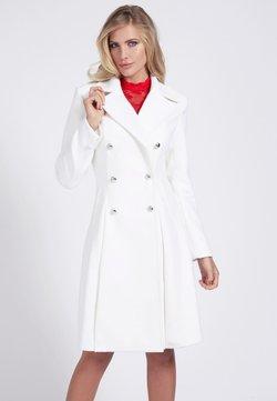 Guess - Wollmantel/klassischer Mantel - weiß