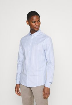 Casual Friday - ARTHUR STRIPED OXFORD - Hemd - chambray blue
