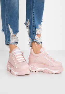 Buffalo London - Sneakersy niskie - baby pink