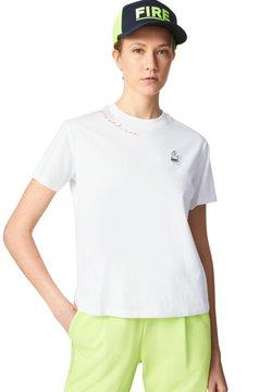 Bogner Fire + Ice - CARRIE - T-shirt z nadrukiem - weiß