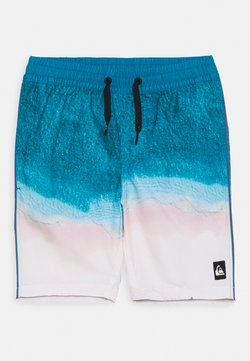 Quiksilver - JETLAG VOLLEY YOUTH - Badeshorts - fjord blue