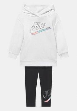 Nike Sportswear - MINI ME SET - Survêtement - black