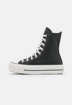 Converse - CHUCK TAYLOR ALL STAR LIFT  - Zapatillas altas - black/white