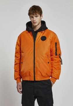 PULL&BEAR - Blouson Bomber - orange