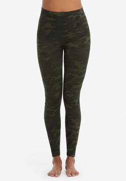 Spanx - Legging - green camo