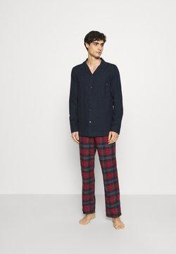 Tommy Hilfiger - PANT SET - Pyjama - blue
