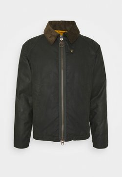 Barbour Beacon - WINTER MUNRO WAX - Jas - sage
