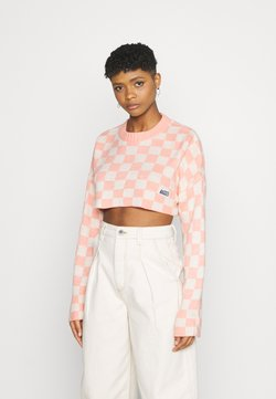 The Ragged Priest - WIPEOUT - Strickpullover - pink/beige