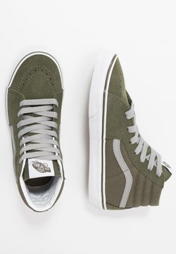 Vans - SK8 - Sneakers hoog - grape leaf/drizzle