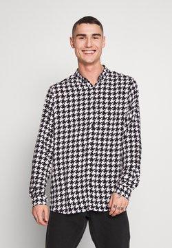 River Island - Shirt - black/white