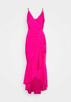 BCBGMAXAZRIA - EVE LONG DRESS - Suknia balowa - open pink