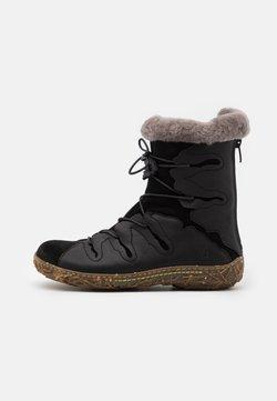 El Naturalista - NIDO - Snowboot/Winterstiefel - black
