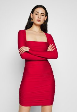 Tiger Mist - AVALON DRESS - Vestido de tubo - red