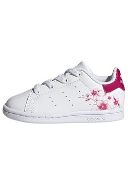 adidas Originals - STAN SMITH SHOES - Sneaker low - white