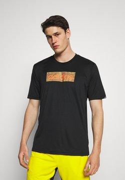 adidas Performance - T-Shirt print - black