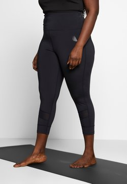 Active by Zizzi - ASUS KNICKERS - Trikoot - black